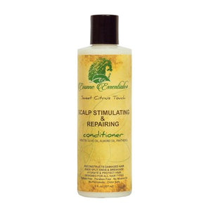 Evonne Essentials Sweet Citrus Touch Scalp Stimulating & Repairing Conditioner - 8 Oz