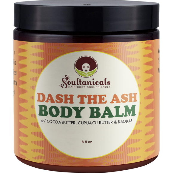 Soultanicals Dash The Ash Body Balm 8OZ