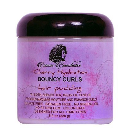 Cherry Hydration Bouncy Curls Hair Pudding - 8 Oz