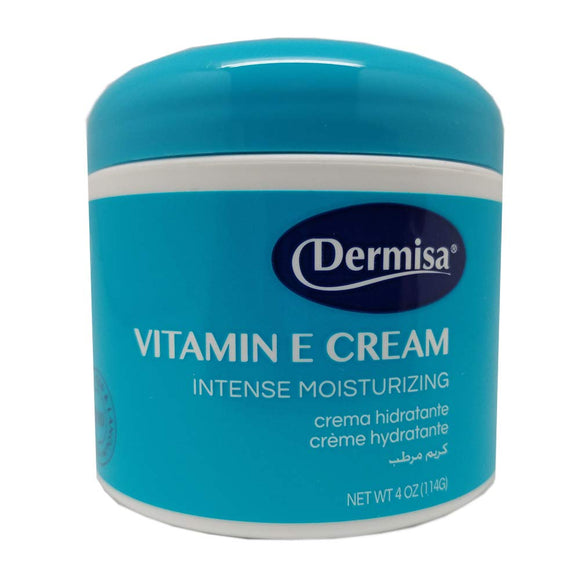 Dermisa Vitamin E Cream With Coenzyme Q10