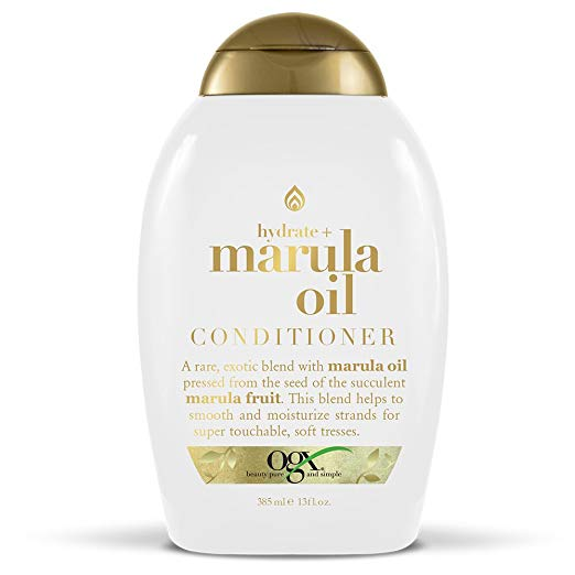 Organix Hydrate + Marula Oil Conditioner, 13 Ounce