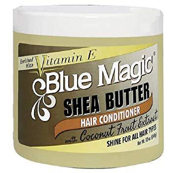 Blue Magic Shea Butter Hair conditioner with Coconut Fruit Extract