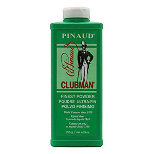 Clubman Talcum Powder, 9 Oz