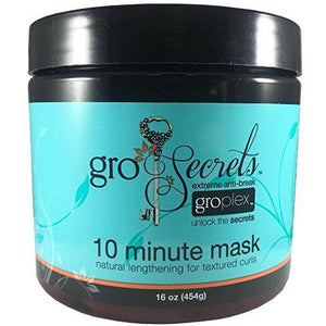 Gro Secrets 10 Minute Mask 16oz