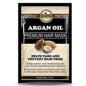 Difeel Premium Deep Conditioning Hair Mask - Argan Oil 1.75 Oz