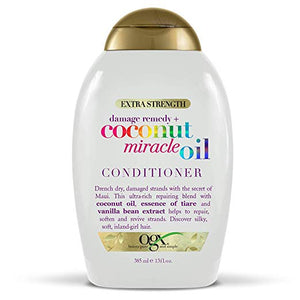 Organix Coconut Miracle Conditioner 13 Oz