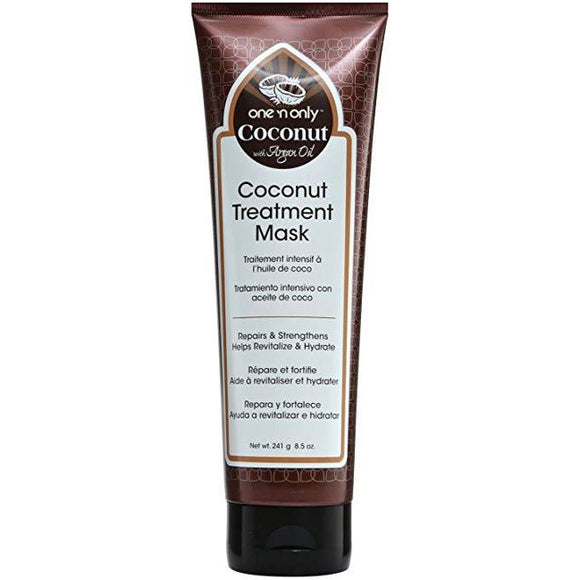One N Only Coconut Treatment Mask 8.5 Ounce Tube (251ml)