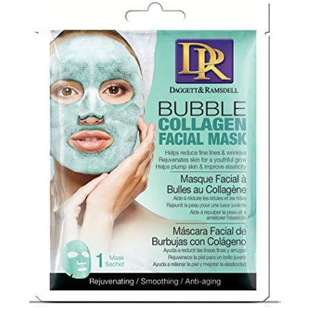 Daggett and Ramsdell Facial Sheet Bubble Mask Collagen (6-Pack)