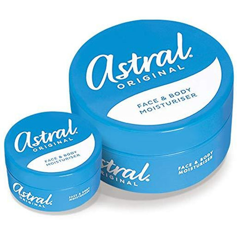 Astral Original Face & Body Moisturizer 500 ml