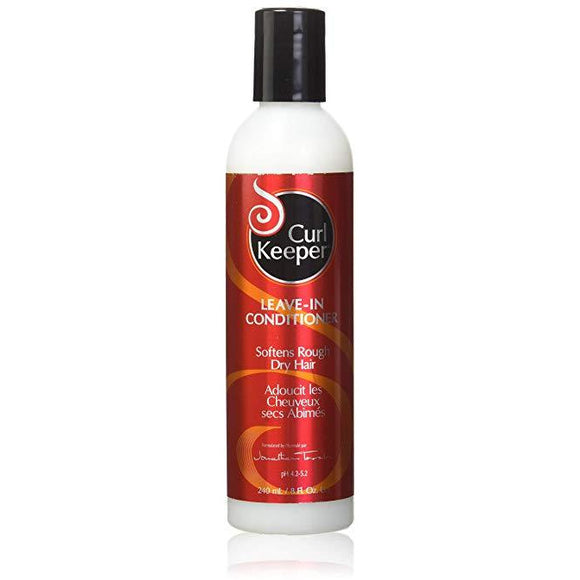 Curl Keeper Leave In Conditioner - 8 Oz