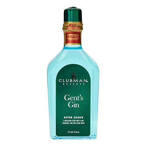 Clubman Reserve Gents Gin After Shave Lotion