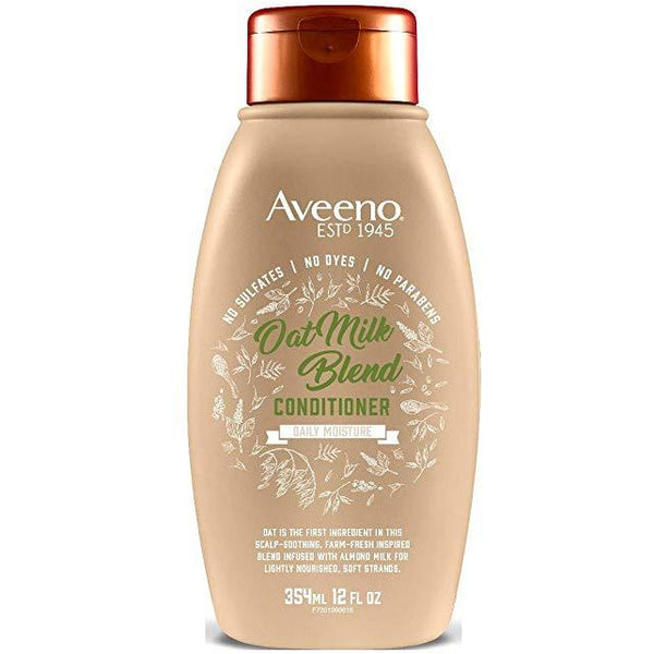 Aveeno Conditioner Oat Milk Blend 12 Ounce (Moisture) (354ml)