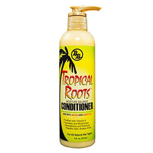 Bronner Bros Tropical Roots Conditioner 8 oz.