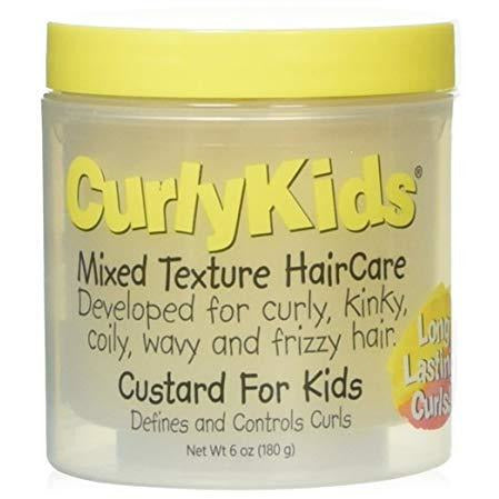 CurlyKids Mixed Hair Haircare Custard for Kids