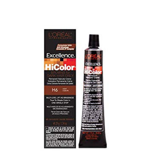 Loreal Excellence Hicolor Light Auburn 1.74 Oz