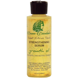 Sweet Citrus Touch Growth Oil Strengthening Serum - 4 Oz