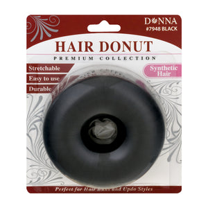 Donna Hair Donut Synthetic