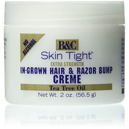 B&C Skin Tight In-Grown Hair and Razor Bump Creme Extra Strength