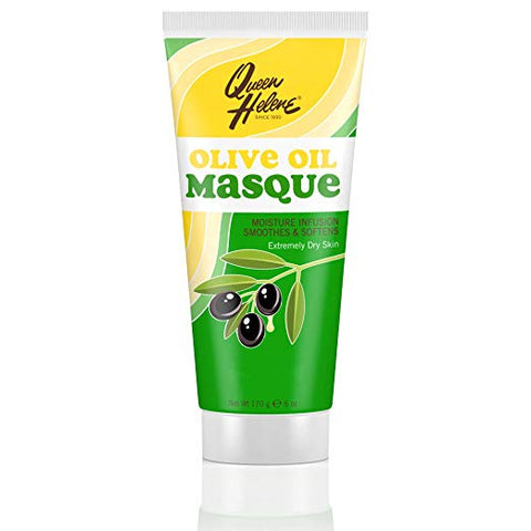 Queen Helene Facial Masque, Olive Oil, 6 Ounce