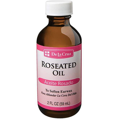 De La Cruz Roseated Oil 2 Oz