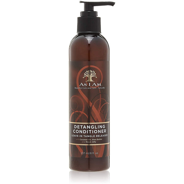 AS I AM DETANGL COND PROMO 8OZ
