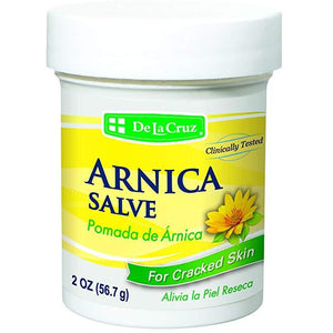 De La Cruz Arnica Salve 2 OZ