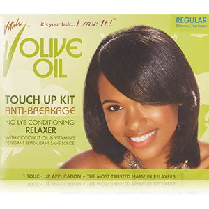 Vitale Olive Oil Touch Up Kit Relaxer Regular