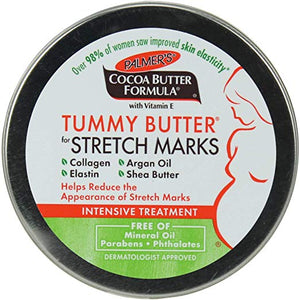 Palmers Cocoa Butter Tummy Butter 4.4 Ounce Jar (130ml)