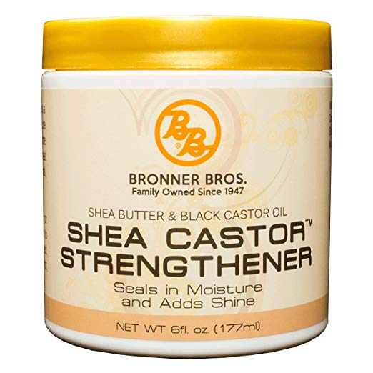 Bronner Bros Shea Castor Strength, 6 Ounce