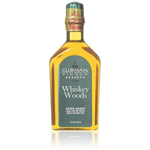 Clubman Reserve After Shave Whiskey Woods, 6 Oz