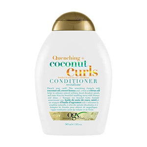 OGX Quenching Coconut Curls Conditioner, 13 Oz