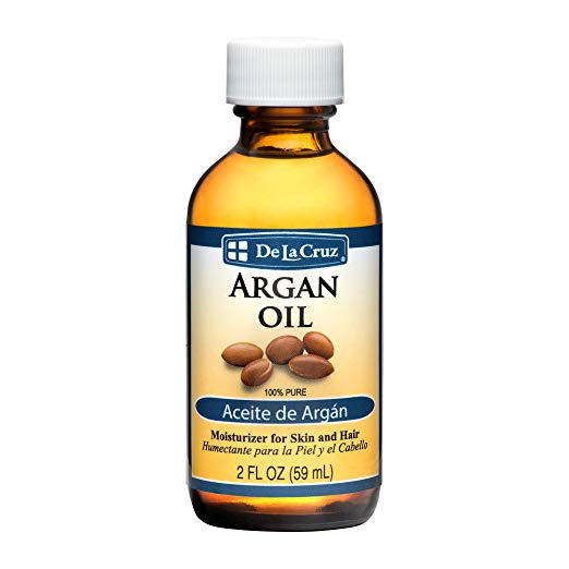 De La Cruz Pure Moroccan Argan Oil