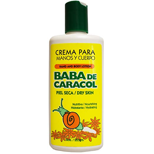 Baba de Caracol Regenerative Hands and Body Lotion