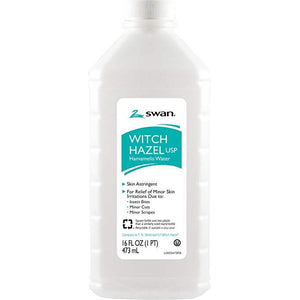 Swan Witch Hazel, 16 Ounce