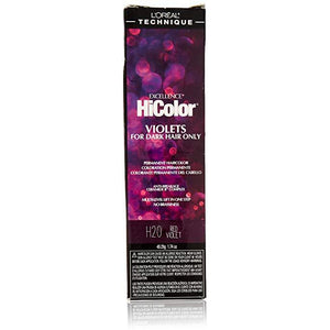 Loreal Excellence Hicolor Red Violet 1.74 Oz