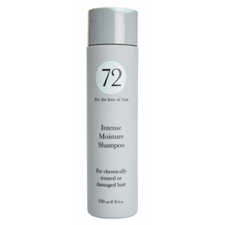 72 Hair Intense Moisture Shampoo 8 oz
