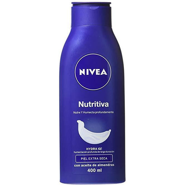 Body Milk Nivea – Nourishing 400 ml.