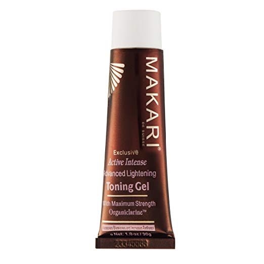 Makari Exclusive Lightening Toning Face Gel 1.0Oz