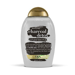 OGX Conditioner Charcoal Detox 13 Ounce (Purifying) (385Ml)