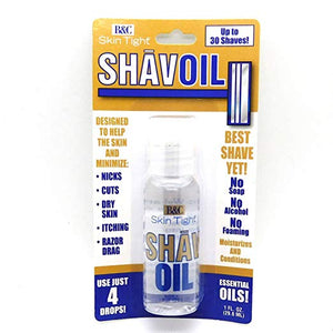 B&C Skin Tight Shave Oil