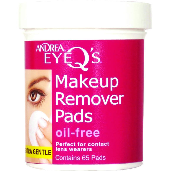 Andrea Eye Q's Oil Free Eye Makeup Remover