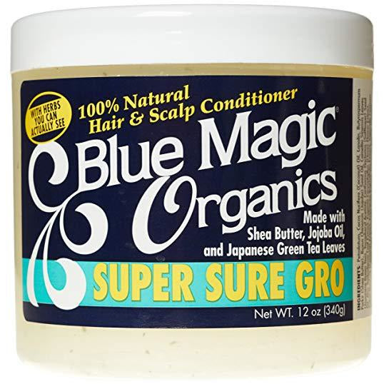 Blue Magic Super Sure Hair Growth Product