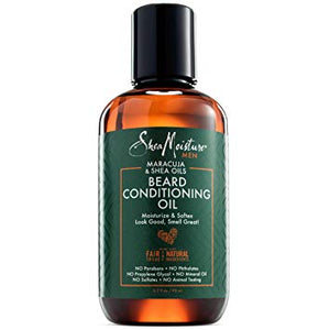 Shea Moisture Beard Conditioning Oil