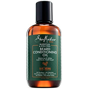Sheamoisture Men Beard Conditioning Oil - 3.2Oz