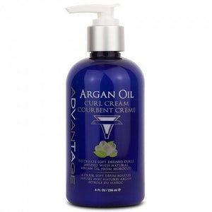 Advantage Argan Oil Curl Cream, 8. oz