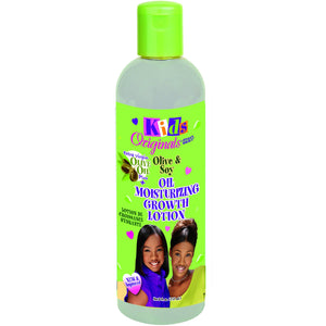 Africa's Best Kid's Organic Olive & Soy Moisturizing Growth Lotion - 8 Oz