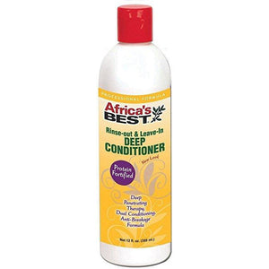 Africa's Best Leave-In Deep Conditioner 12 Oz
