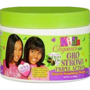 Africa's Best Organics Kids Gro Strong Triple Action Growth Stimulating Therapy - 7.5 Oz