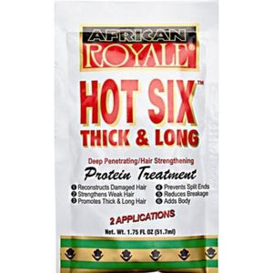 African Royale Hot Six Oil Conditioner Dl12