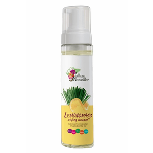 Alikay Naturals Lemongrass Styling Mousse - 8 fl oz